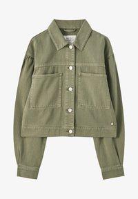 PULL&BEAR - Summer jacket - khaki - 5
