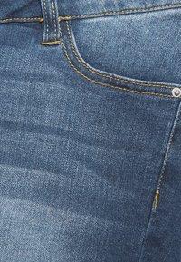 Pieces Maternity - PCMLILA  - Denim shorts - medium blue denim - 2