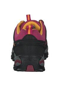 CMP - Hiking shoes - bouganville goji - 2