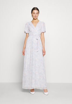 PUFF SLEEVE GOWN - Robe de cocktail - pink