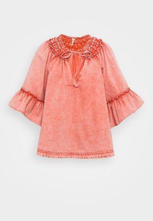 AINSLEY - Long sleeved top - rose wash