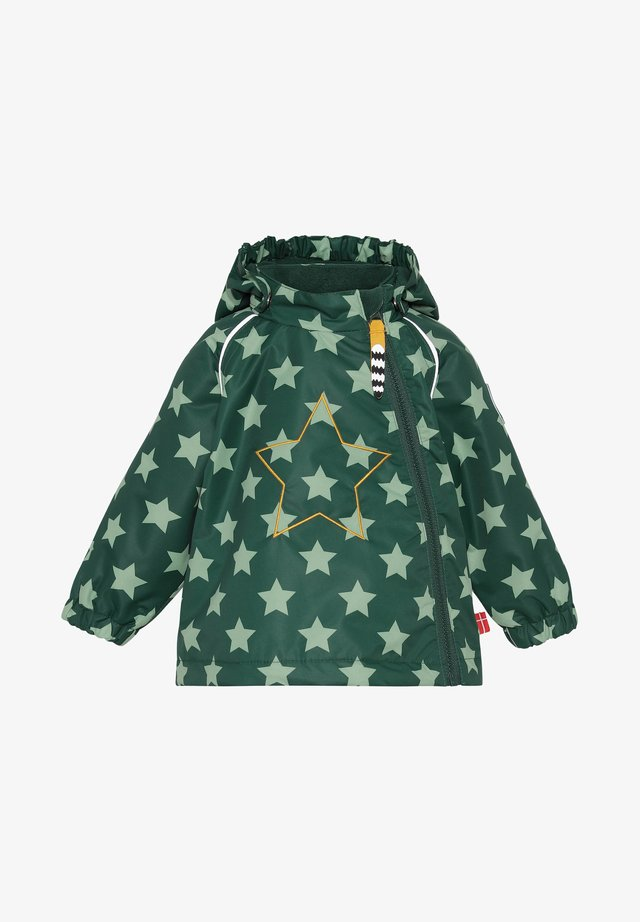 HENRY STAR - Jas - dark green