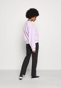 Weekday - PAMELA OVERSIZED - Sweatshirt - lilac - 2