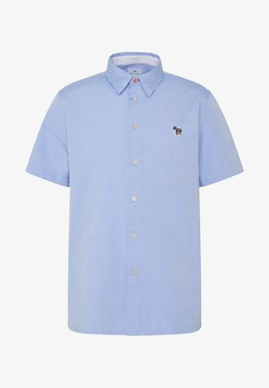 MENS CASUAL FIT BADGE - Košile - light blue