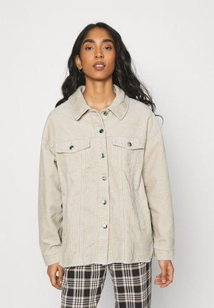 ONLBITTEN - Summer jacket - beige
