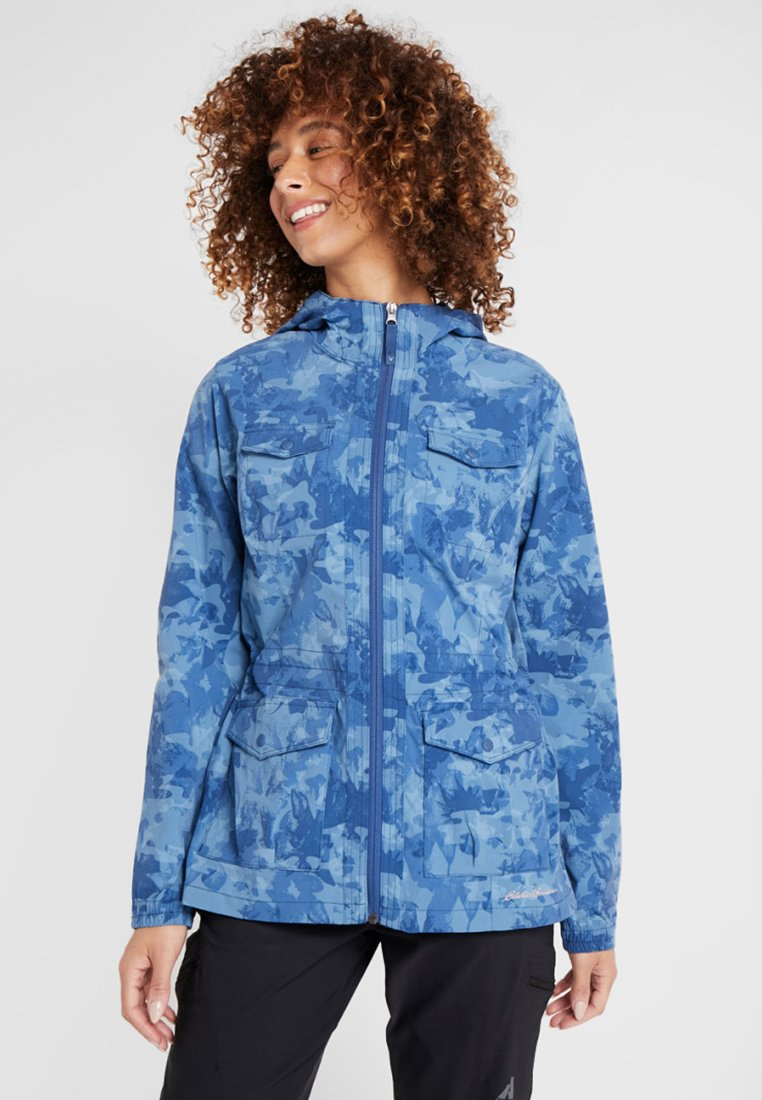 Eddie Bauer - Outdoor jacket - blue