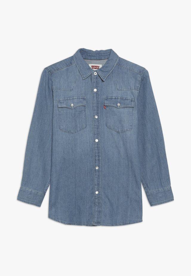 BARSTOW WESTERN  - Camicia - light blue denim