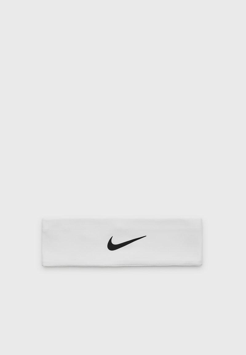 Nike Performance - FURY HEADBAND - Jiné doplňky - white/black
