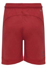 Hummel - LEAD  - Shorts - true red - 1