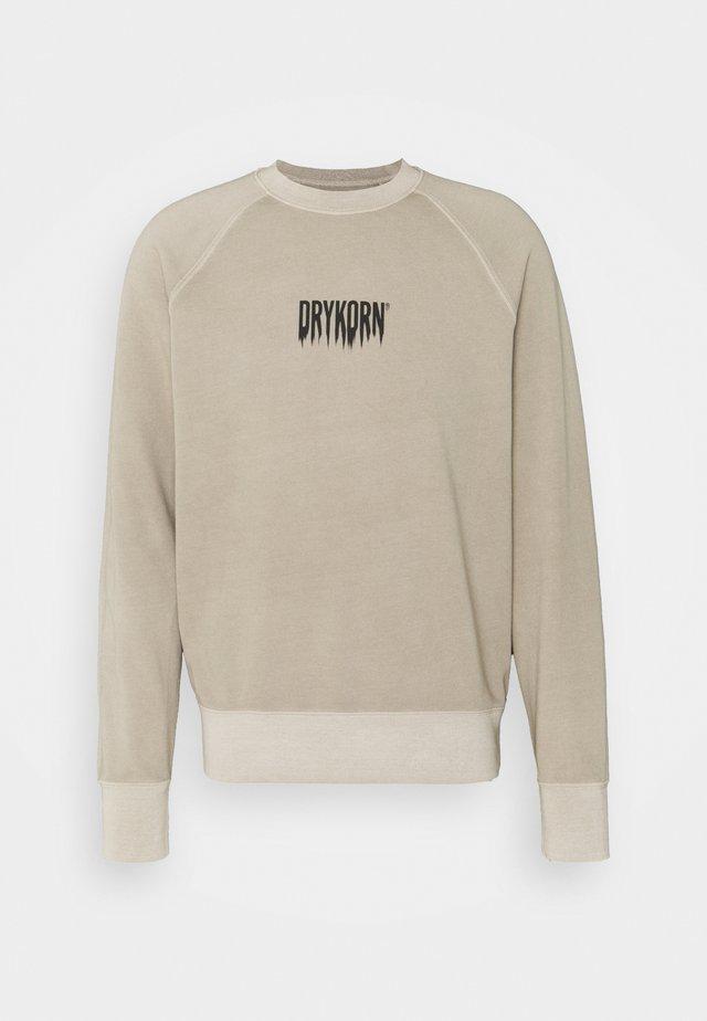 FLORENZ FADE - Sweatshirts - beige