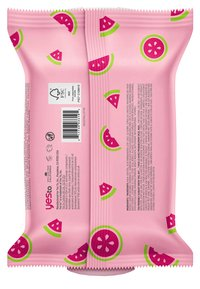 Yes To - WATERMELON SUPER FRESH FACIAL WIPES 2 PACK - Skincare set - - - 2