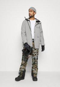 DC Shoes - SERVO  - Snowboardjas - frost gray - 1