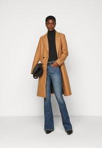Object Tall - OBJLINA COAT  - Classic coat - doe - 1