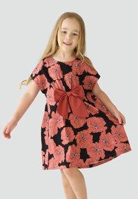 Rora - FRENCH  - Day dress - apricot - 1