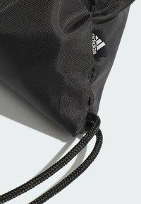 adidas Performance - Drawstring sports bag - black - 3