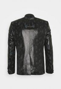 Twisted Tailor - FLEETWOOD SUIT - Suit - black - 4