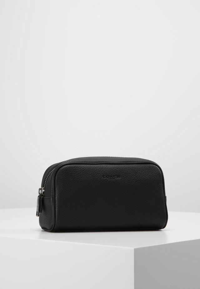 SMALL DOPP KIT  - Kosmetiktasche - black