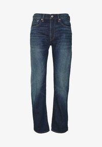 Levi's® - WELLTHREAD 502™ - Jeans straight leg - high tide indigo - 4