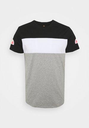 POGBINO TEE - T-Shirt print - black