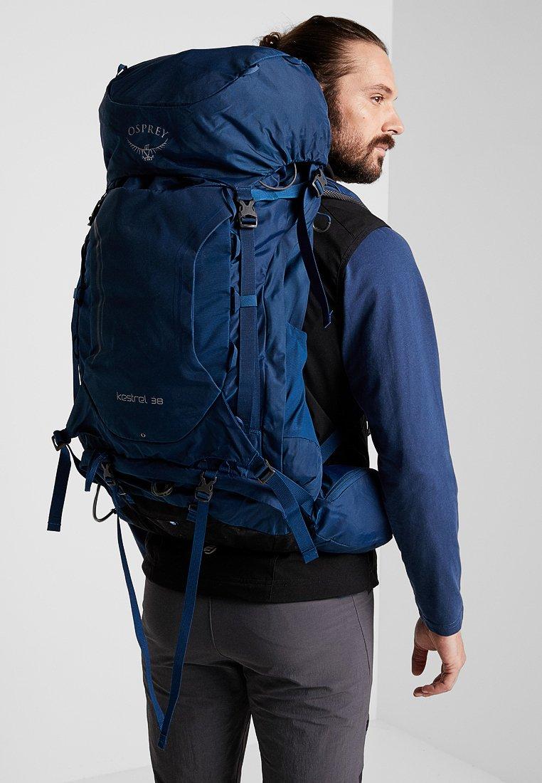 Osprey - KESTREL - Hiking rucksack - loch blue