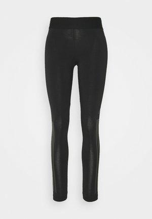 GLAM - Leggings - black