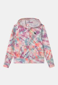 Abercrombie & Fitch - Mikina na zip - multi-coloured - 0