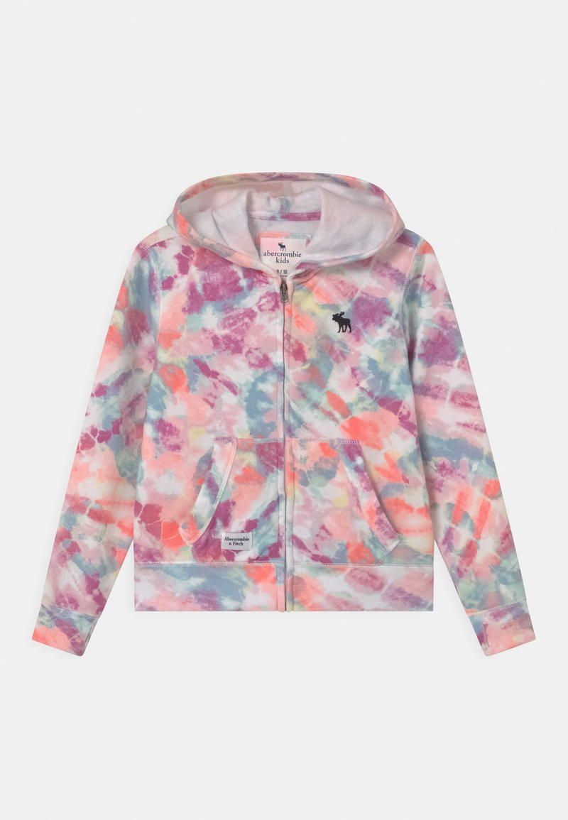 Abercrombie & Fitch - Mikina na zip - multi-coloured