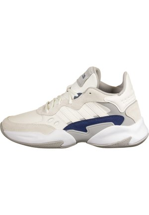 STREETSPIRIT 2.0 SNEAKER HERREN - Basketball shoes - cloud white/tech indigo