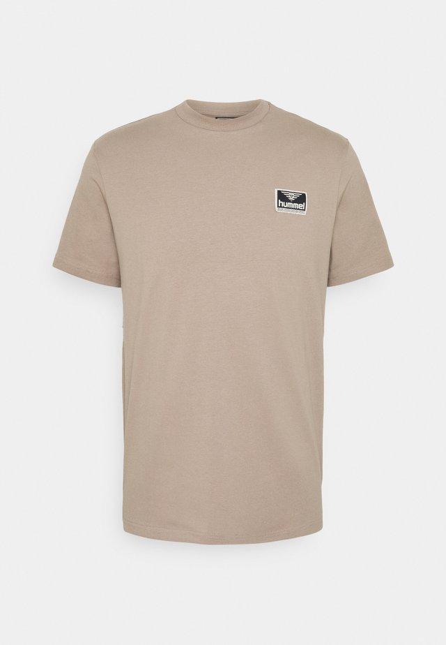 FERIE UNISEX - T-shirt med print - driftwood