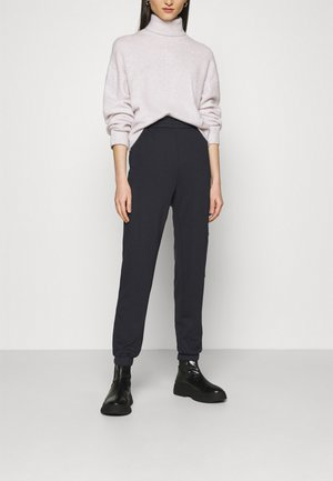 ONLPOPTRASH LIFE ZIP PANT - Pantaloni - blue graphite