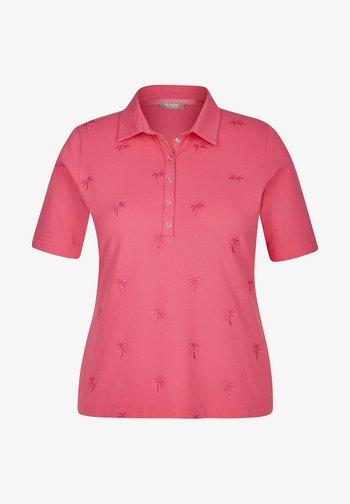Polo shirt - rosa