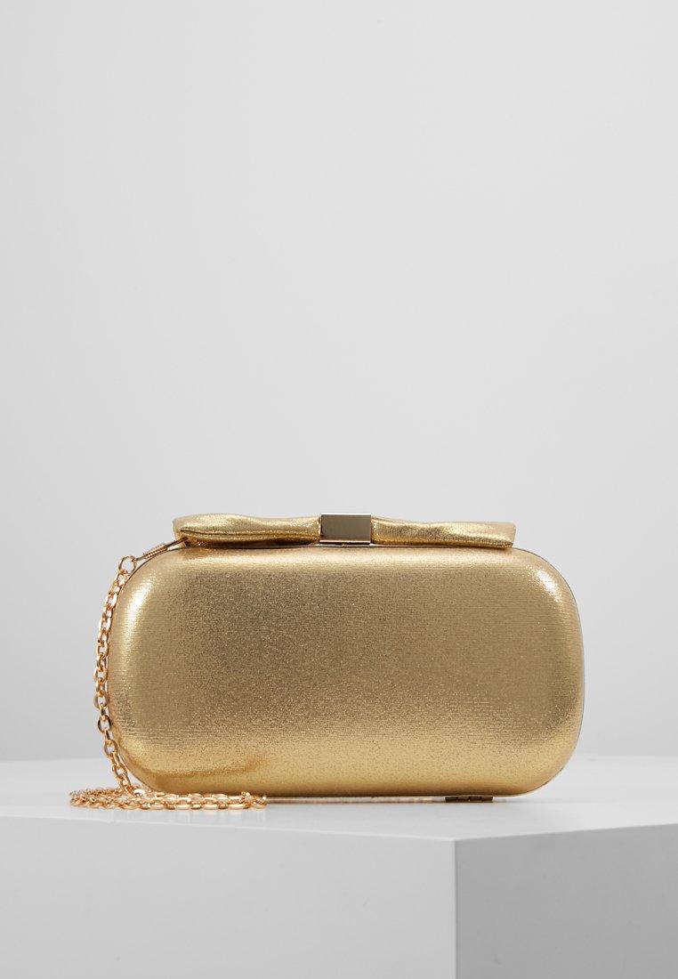 Mascara - Clutch - gold