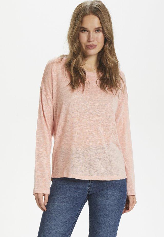 ROSESZ  - Sweter - rose