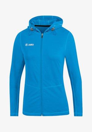 Soft shell jacket - blau