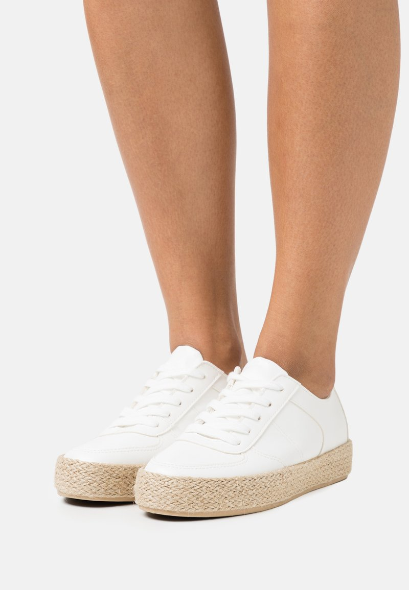Anna Field - Casual lace-ups - white