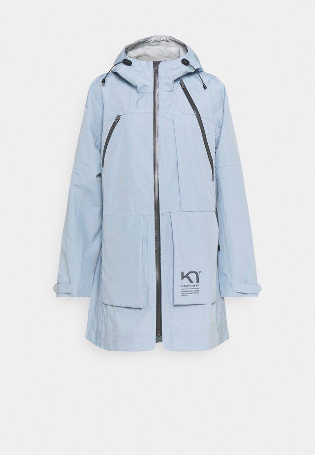 HERRE JACKET - Hardshell jacket - misty