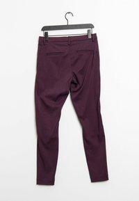 Fiveunits - Trousers - purple - 1