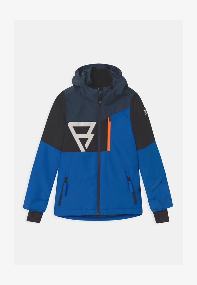 DAKOTO BOYS  - Snowboard jacket - bright blue