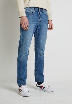 WELLTHREAD 502™ - Straight leg jeans - watermark indigo hemp