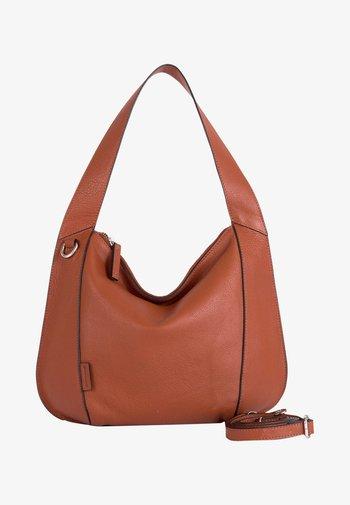 Handbag - cuoio