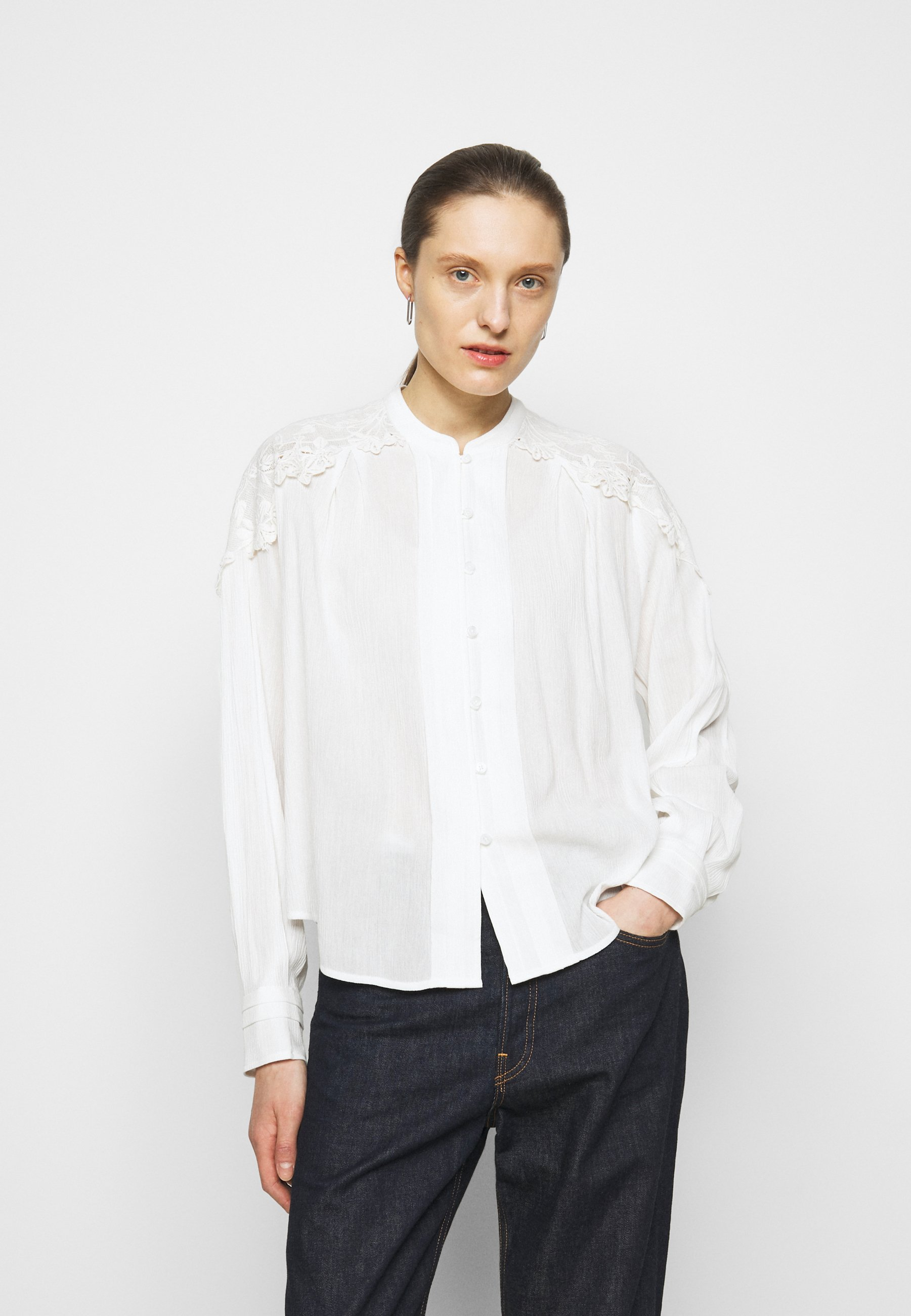 Women CALISTO BLOUSE - Button-down blouse