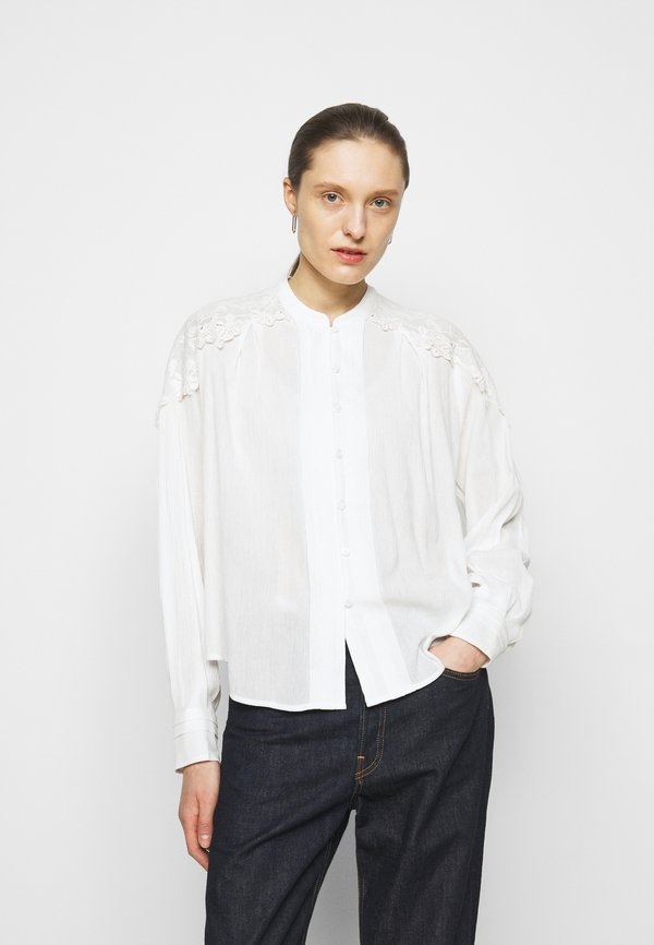 Iro CALISTO BLOUSE - Koszula - white/biały JJWH