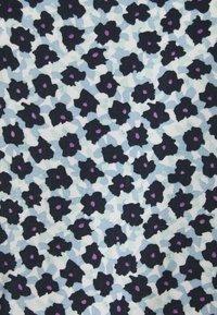 TOM TAILOR - Bluser - navy blue mint floral design - 2