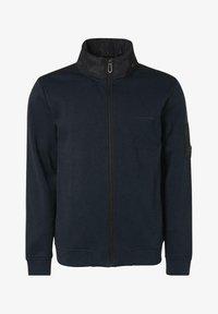 No Excess - Zip-up sweatshirt - dark blue - 0