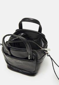 Armani Exchange - SHOULDER BAG - Kabelka - black - 2