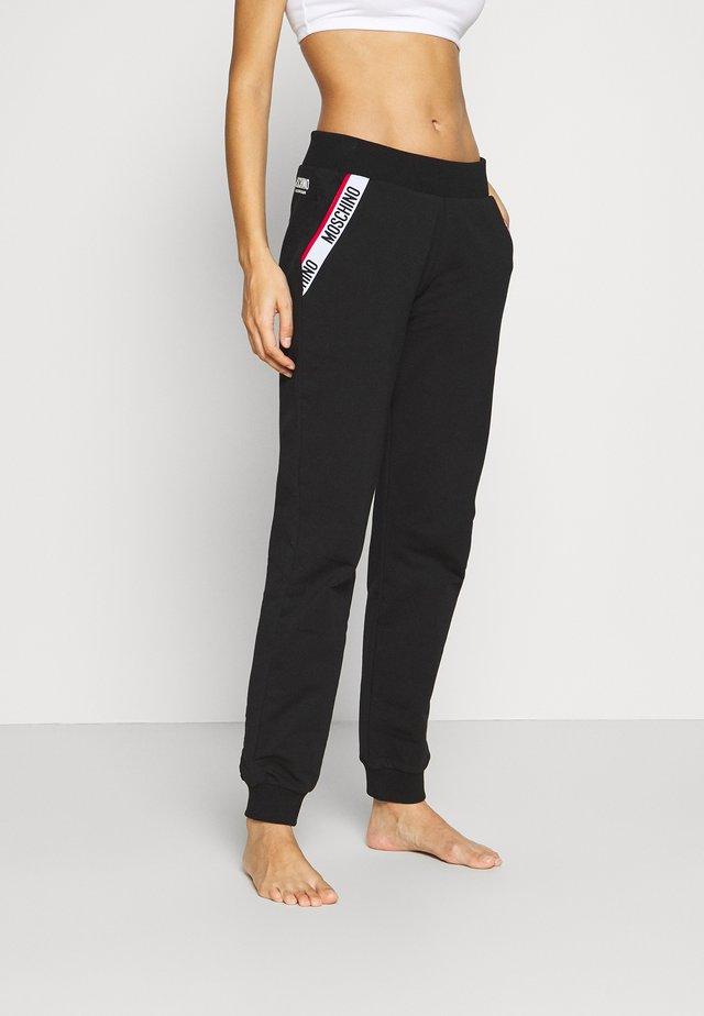 PANTS - Pyžamový spodní díl - black