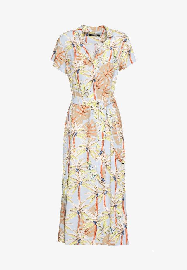 ELLISON - Shirt dress - hellblau