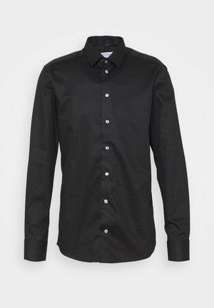STRETCH SHIRT - Formal shirt - black