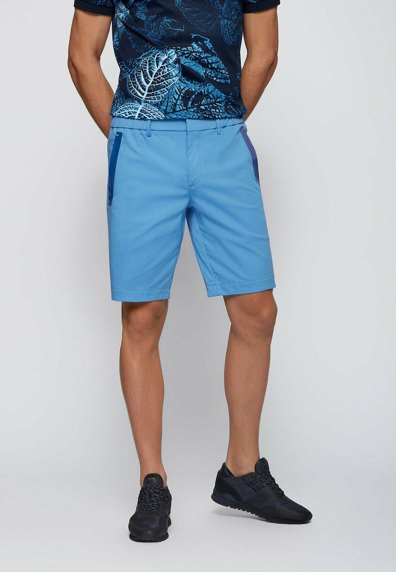 BOSS - LIEM - Shorts - blue