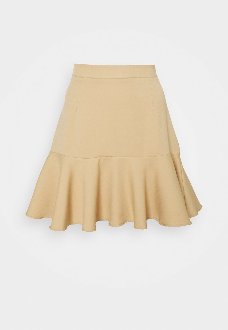 Trendyol - Mini skirt - camel